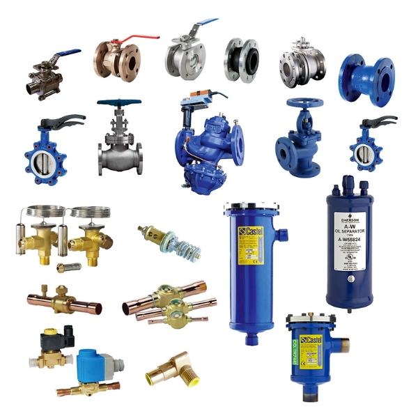 componente-mecanice-instalatii-frigorifice